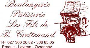 Les Fils de R. Crettenand – Boulangerie-Pâtisserie