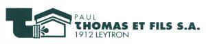 Paul Thomas et Fils – Sanitaire, Ferblanterie