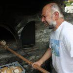 Fête de la St-Jean Montagnon 2013 - Four à pain sourire