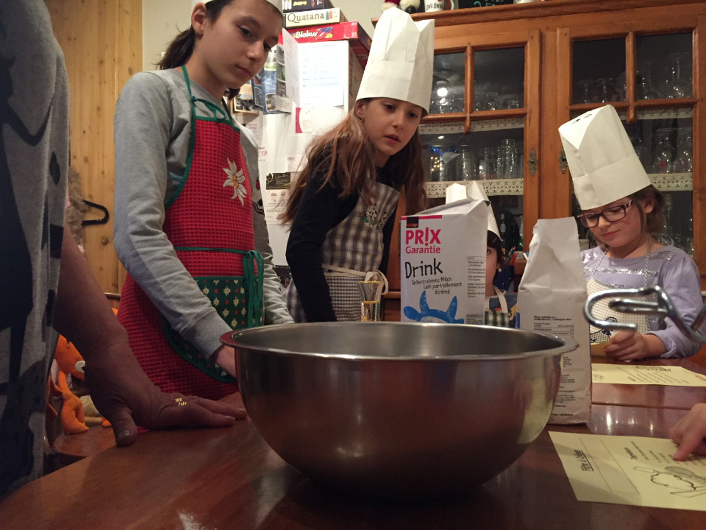 Atelier crêpes