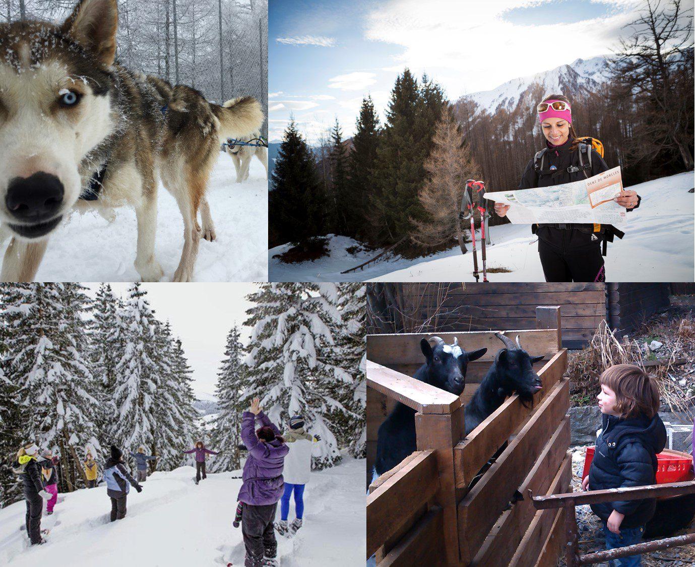 Ovronnaz s'anime pour vos vacances d'hiver