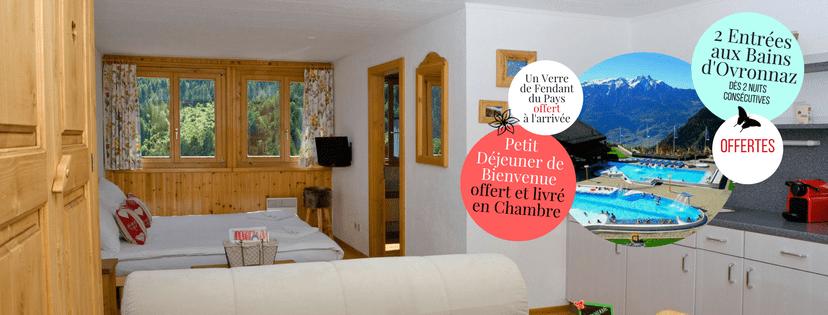 Vieux Valais Ferienwohnungen