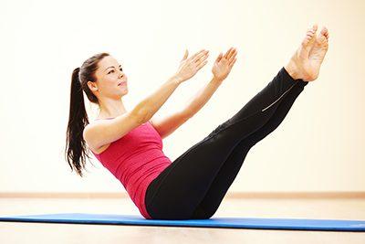Stage pilates & yoga