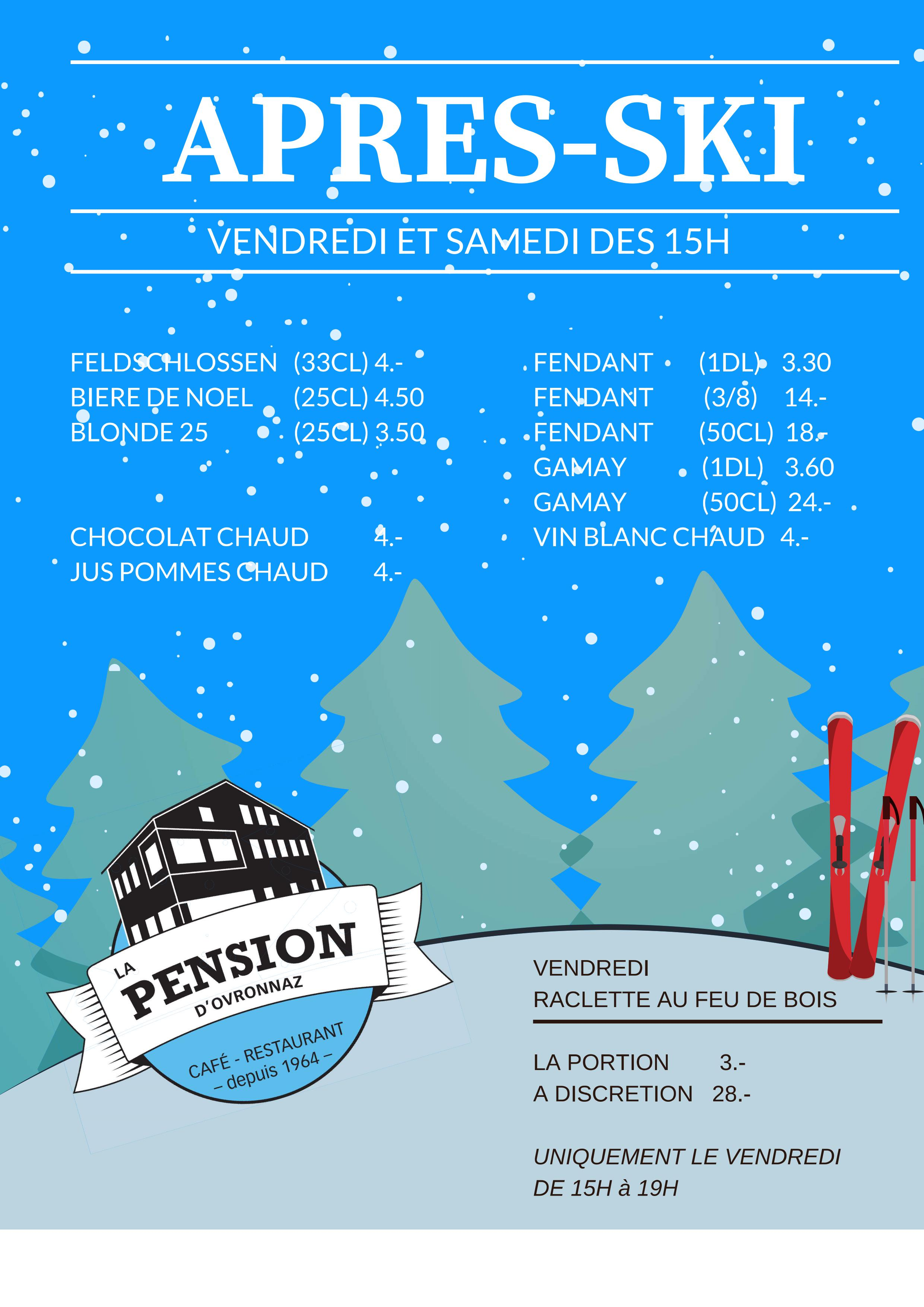 Calendrier Pension.Calendrier Page 4 Ovronnaz