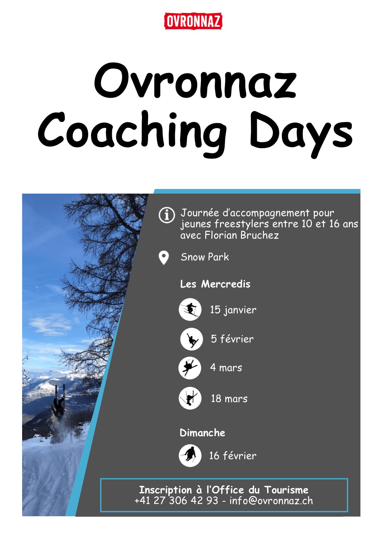 OVZ Coaching Days