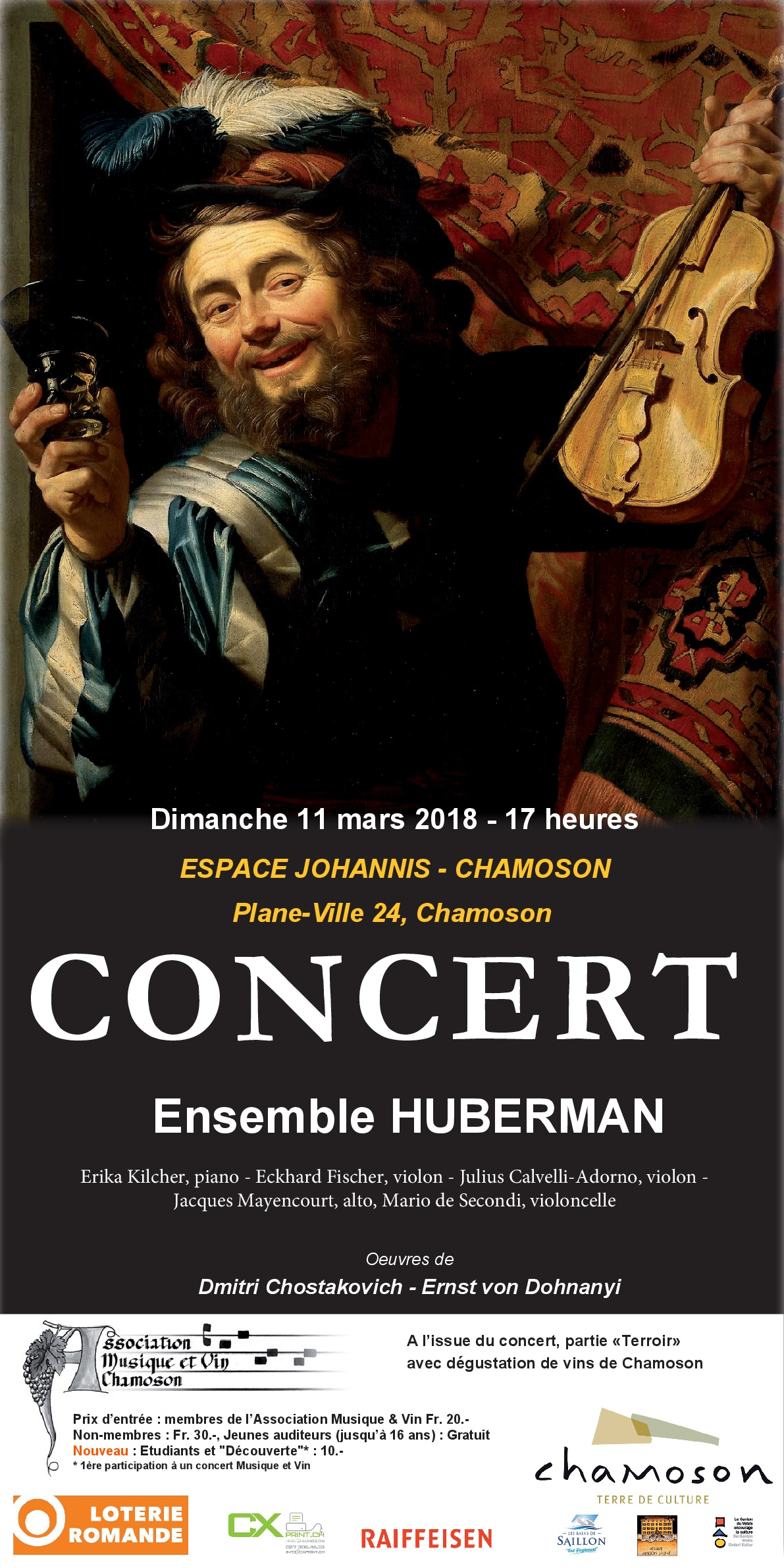Chamoson Konzert