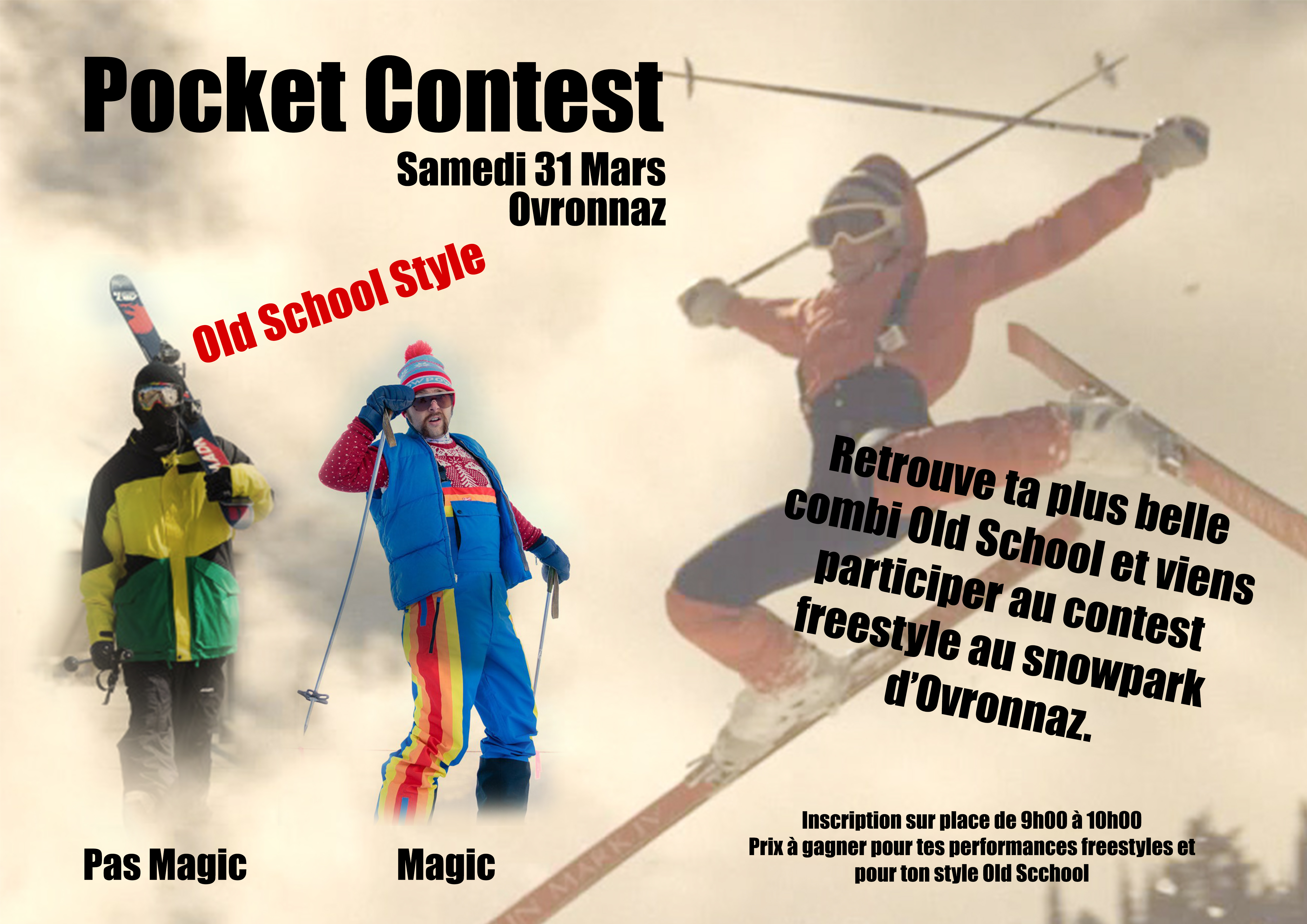 Pocket Contest