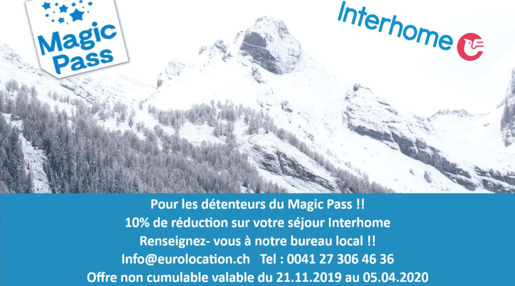 Magic Pass – Interhome