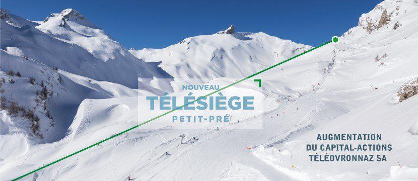Téléovronnaz new project