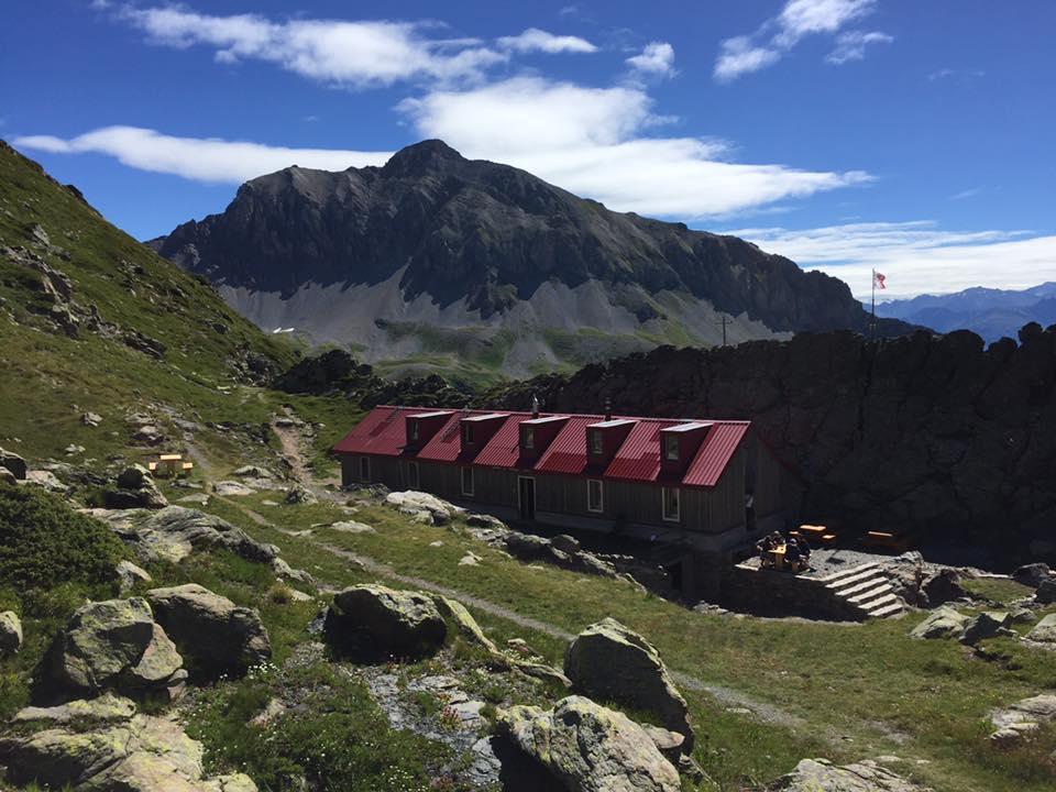 Demècre Berghütte