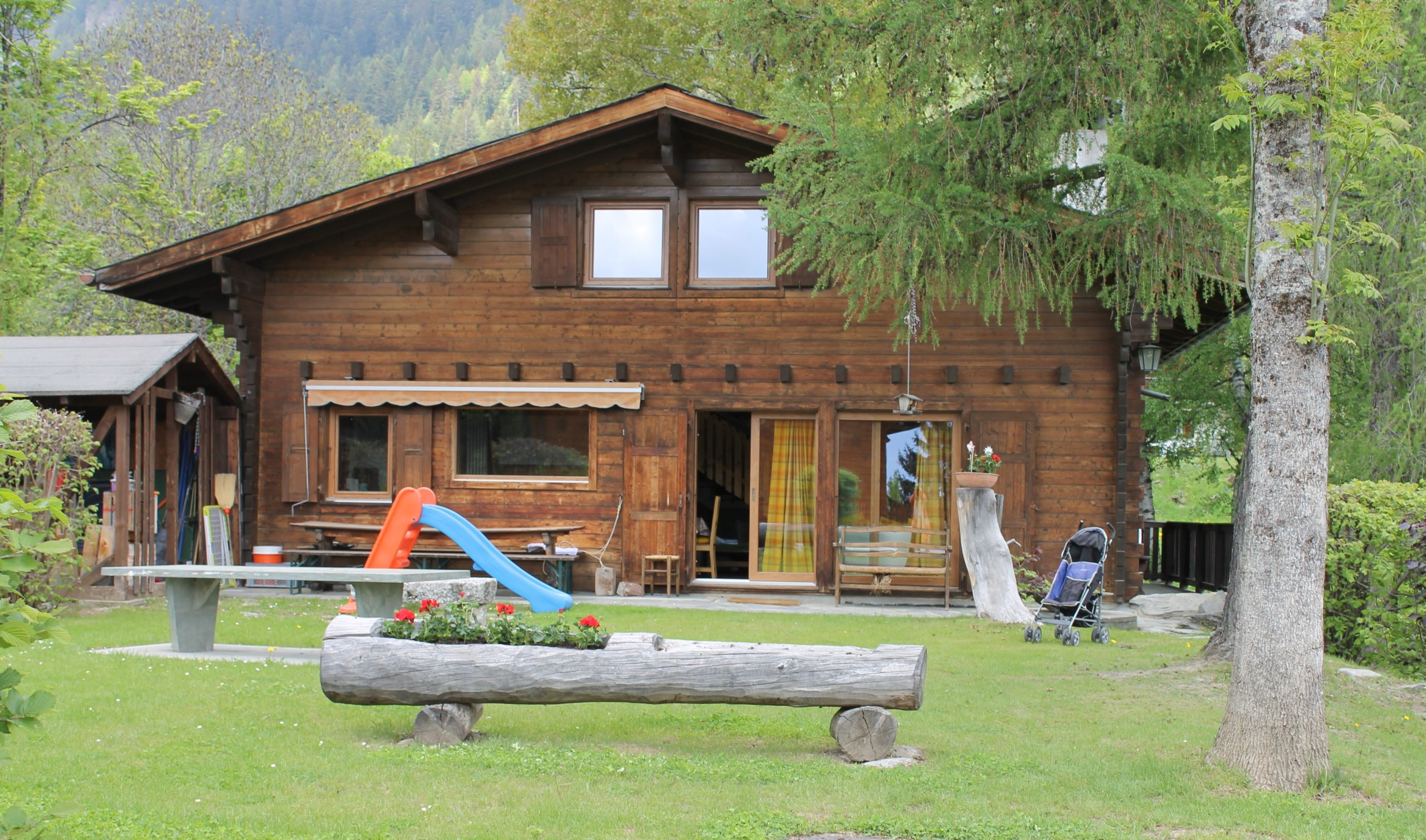 Family Thurre – Chalet Luy d'Août