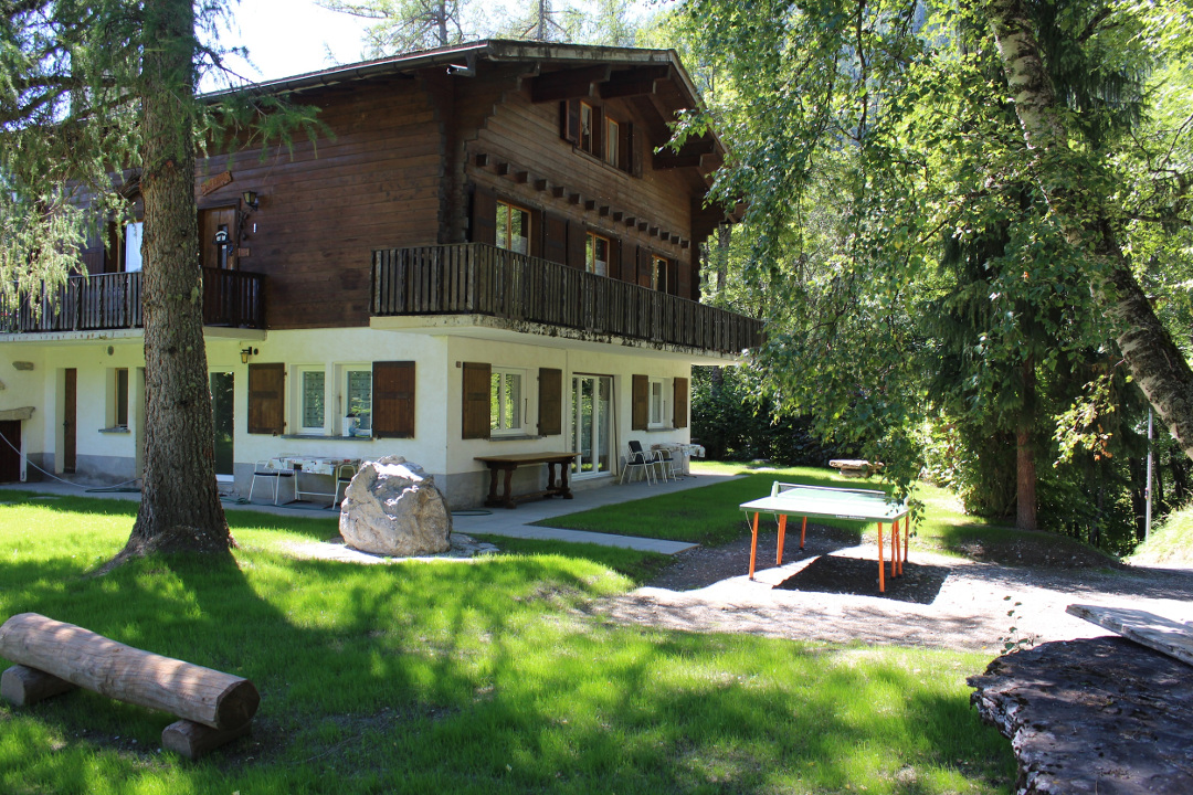 Famille Thurre – Chalet Luy d'Août