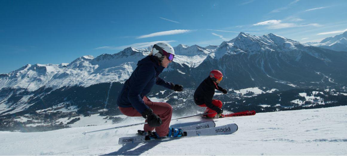 Stöckli ski test