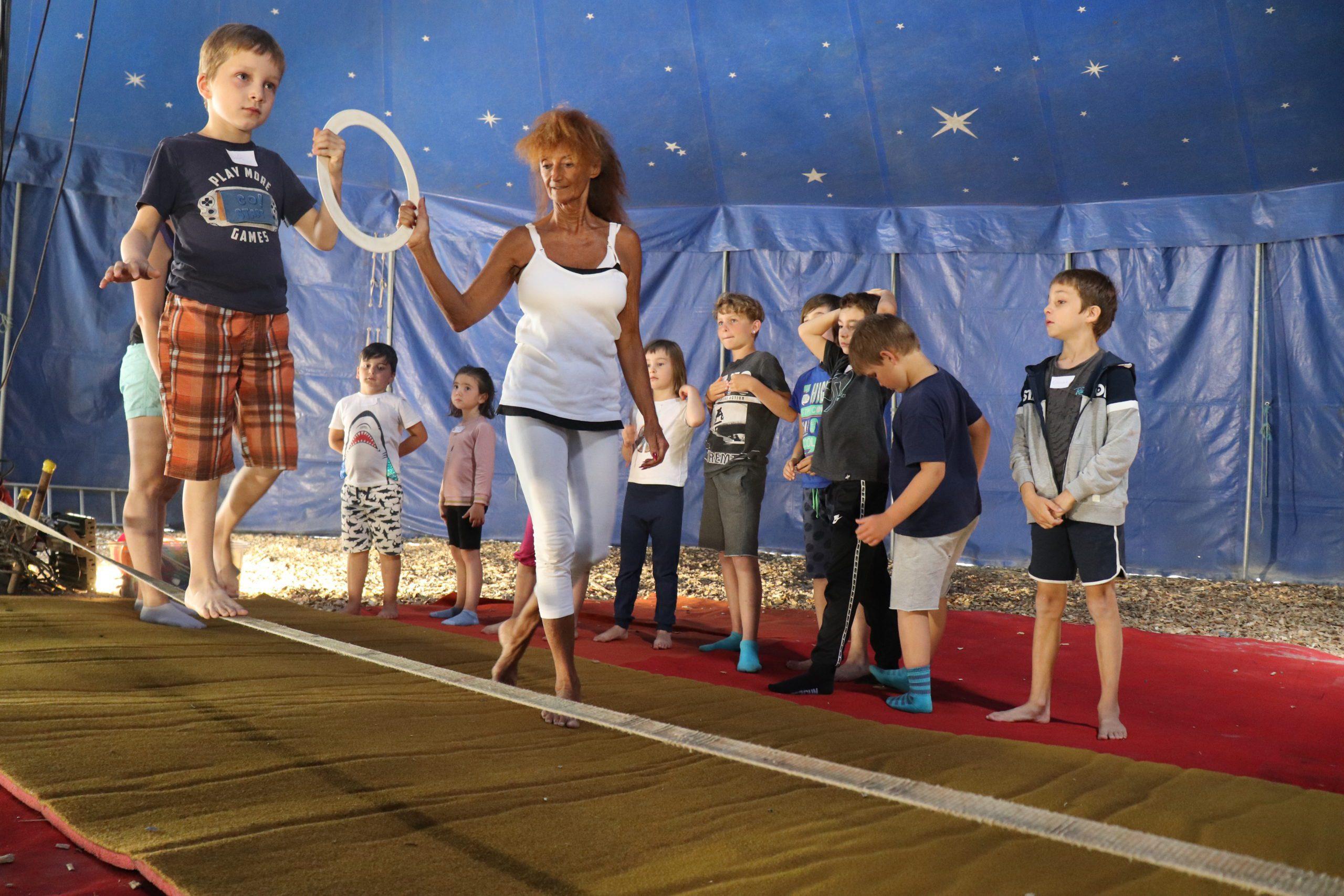 Zirkus Workshop