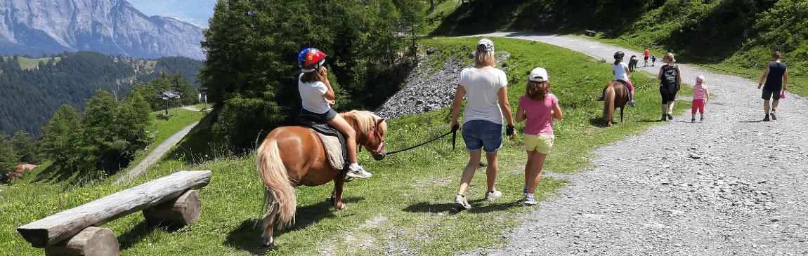 Balade-à-poney