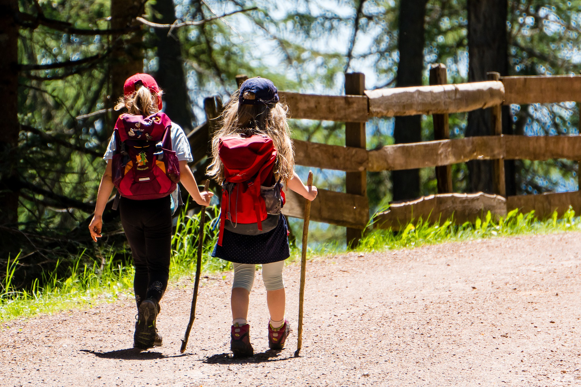 Introduction to hiking
